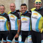 Thanks from the SunVelo ride leaders