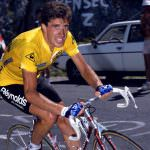Mallorca 312 - The legend that is Pedro Delgado rides